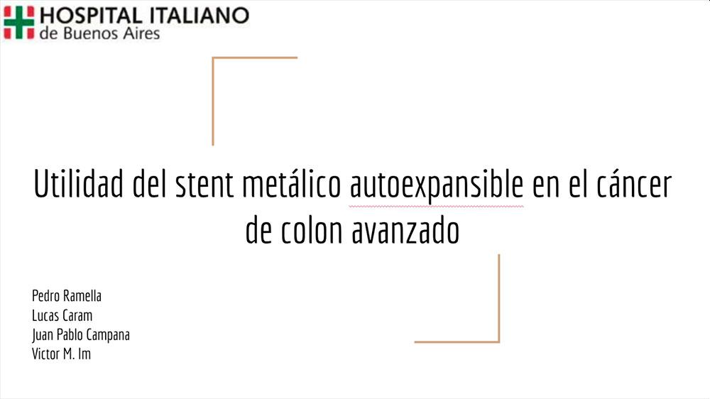 Utilidad-del-stent-metálico-autoexpansible-en-el-cáncer-de-colon-avanzado